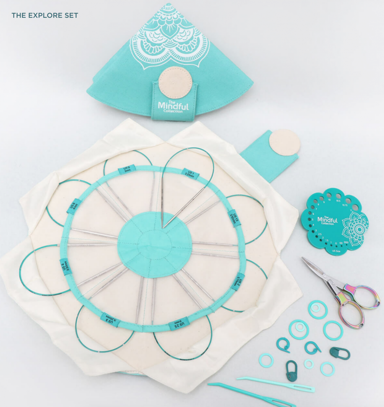 Mindful Explore 10 Circular Set