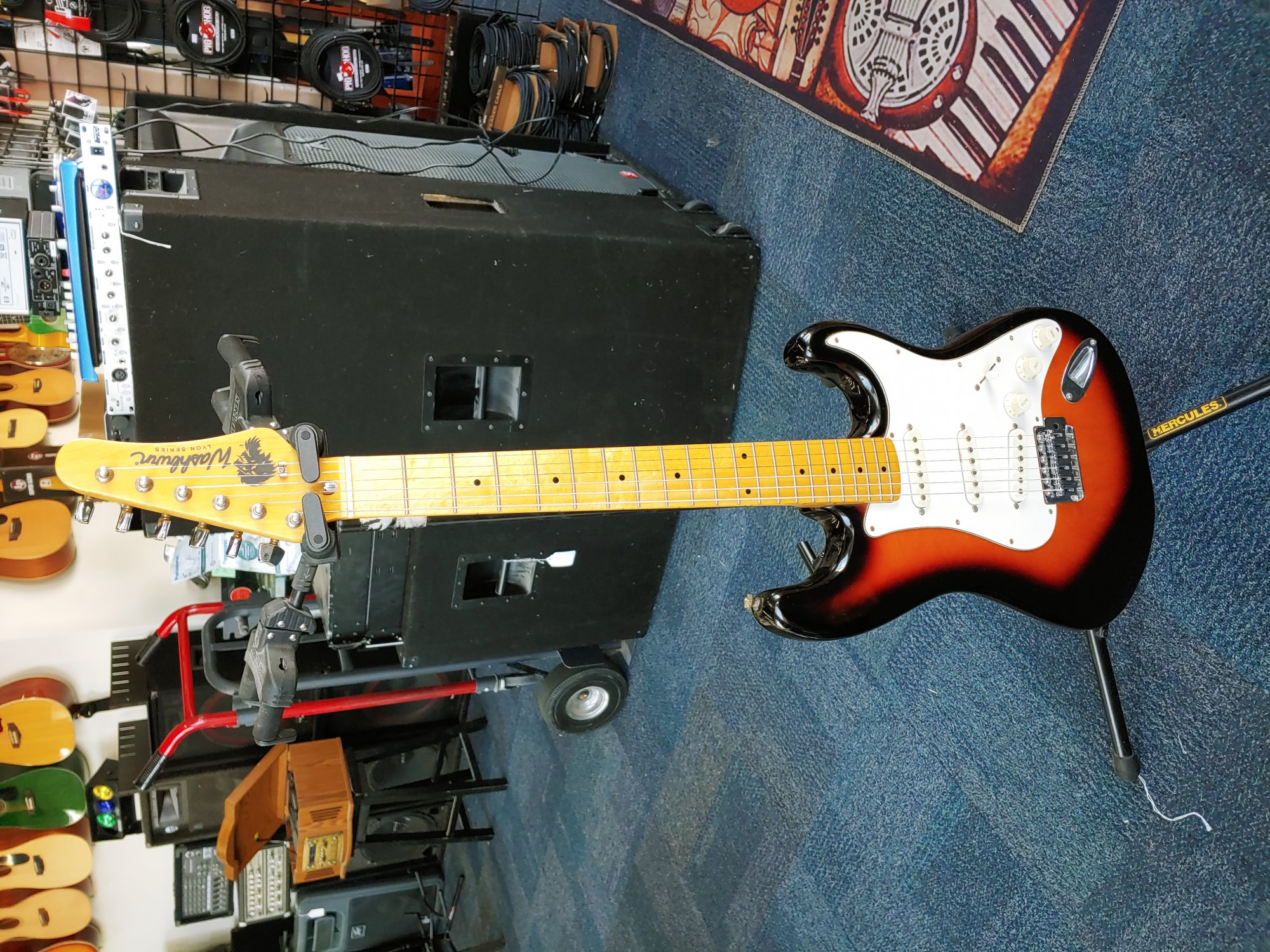 Washburn Lyon Series Electric Guitar (consignment)