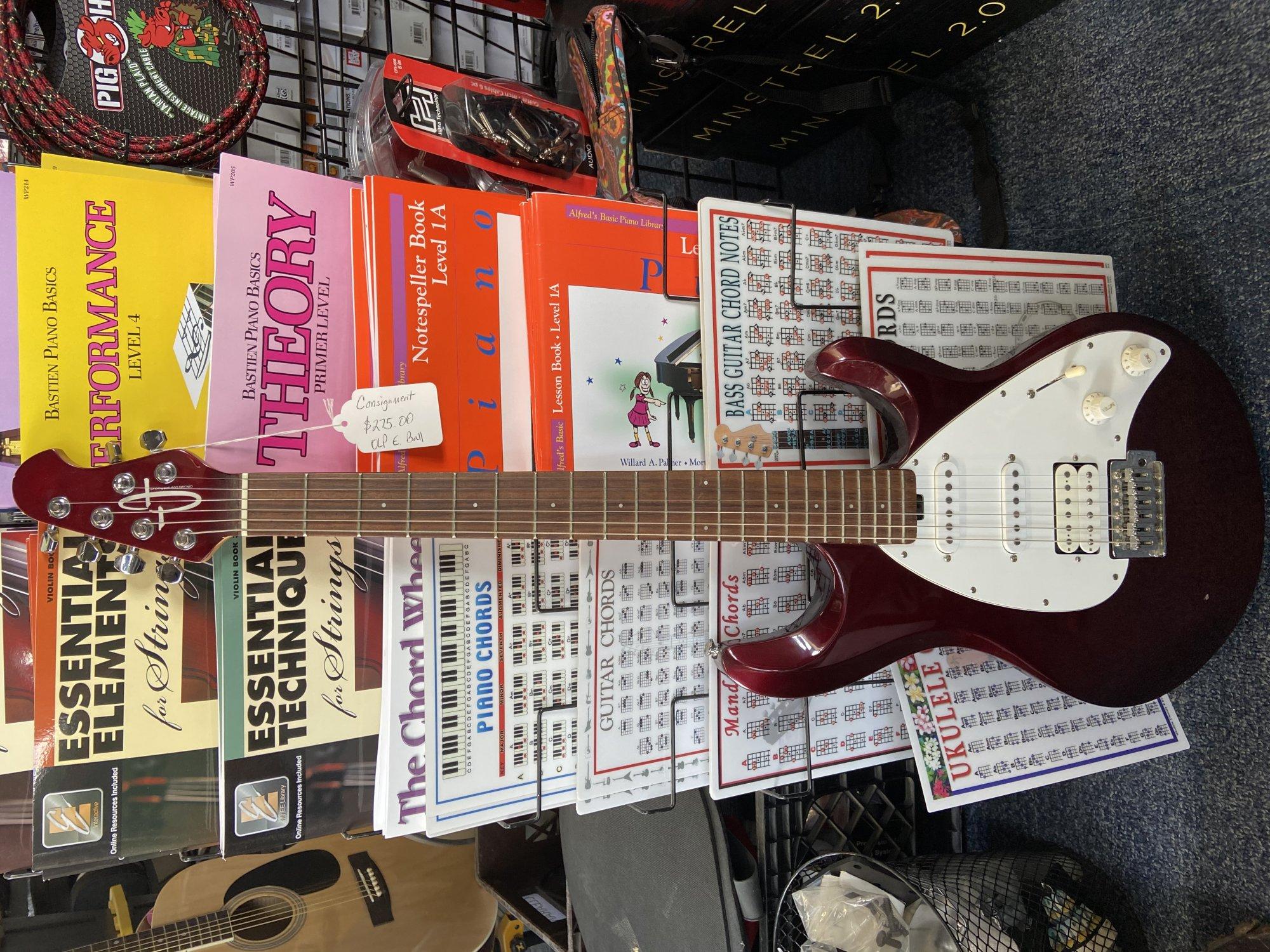 E. Ball OLP Guitar (consignment)