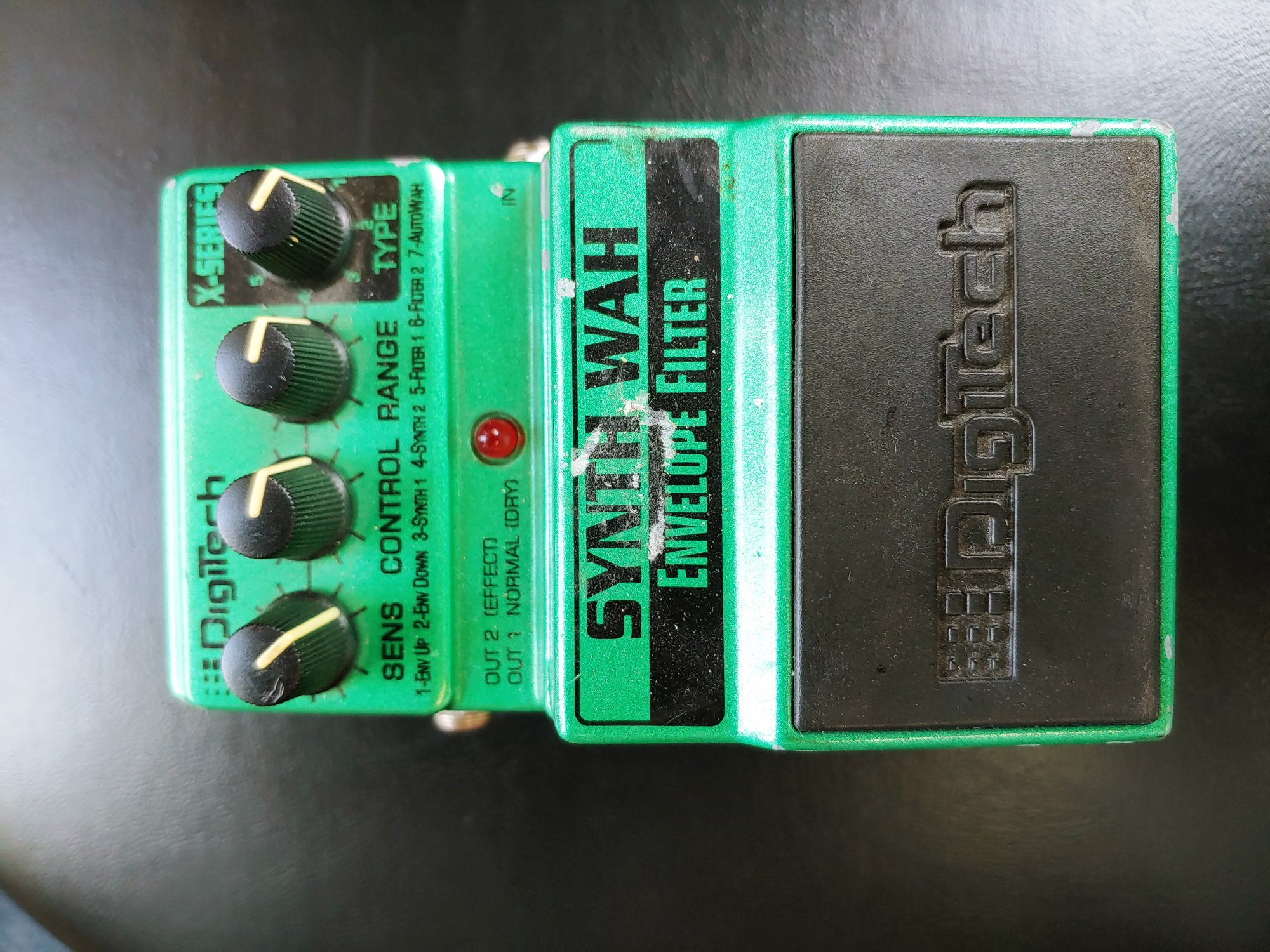 DigiTech Synth Wah Envelope Filter (consignment)