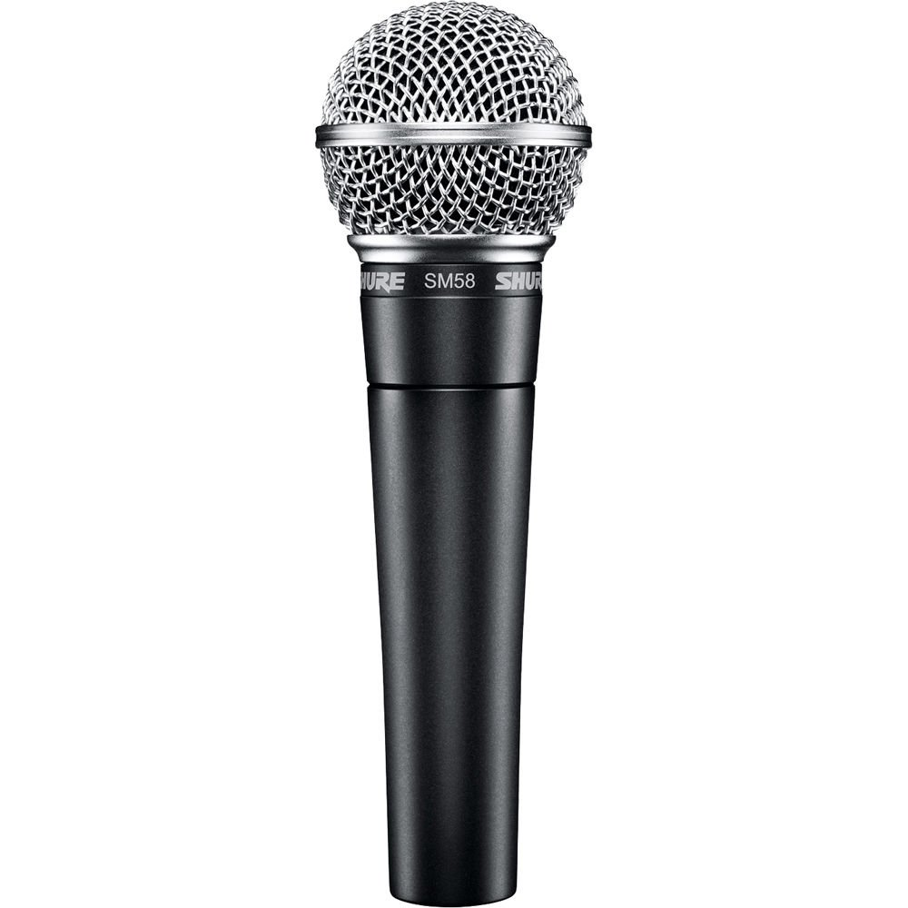 Shure Sm58-Lc Dynamic Cardioid Vocal Microphone