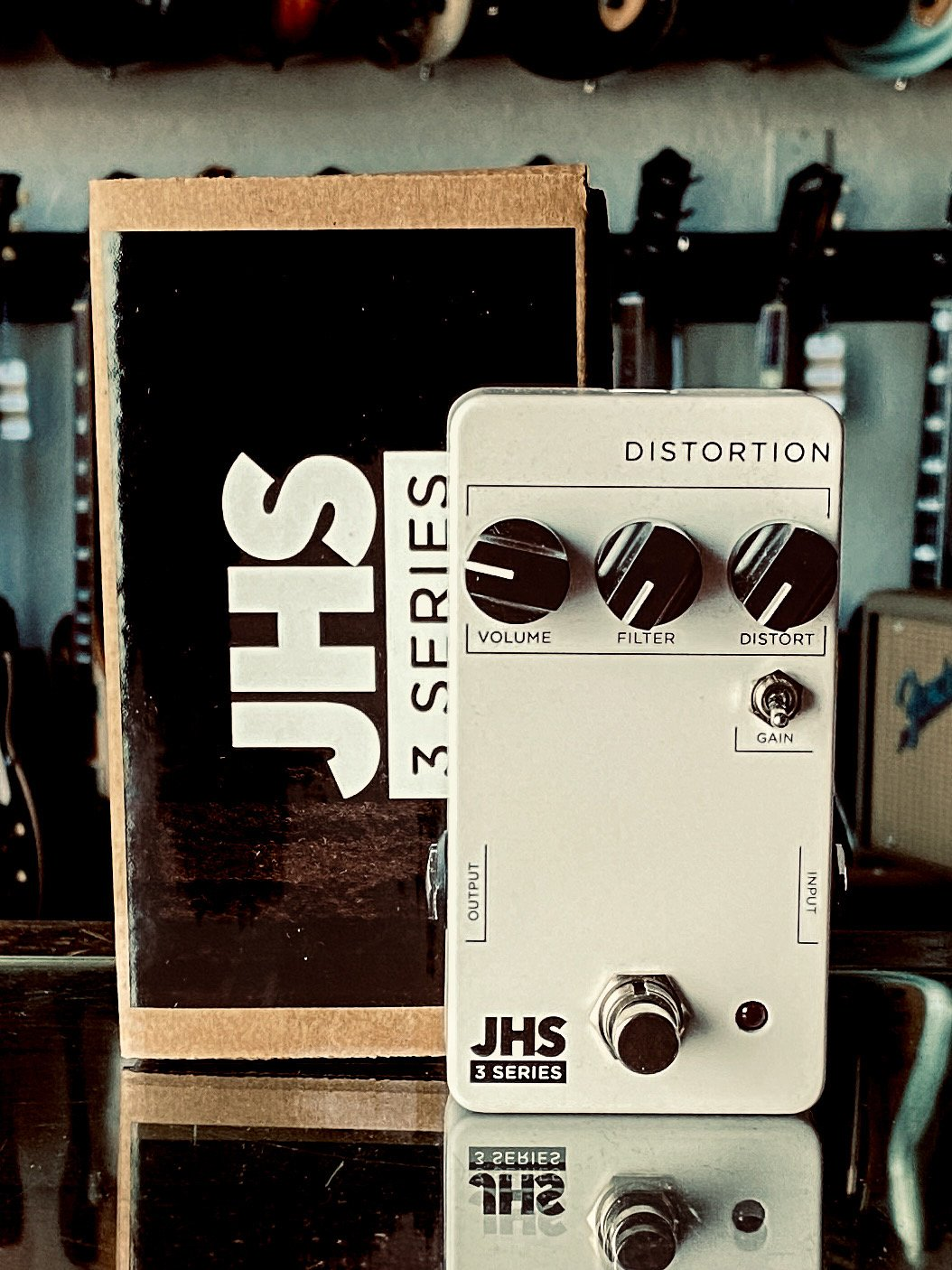 JHS Pedals 3 Series Distortion Pedal (new)