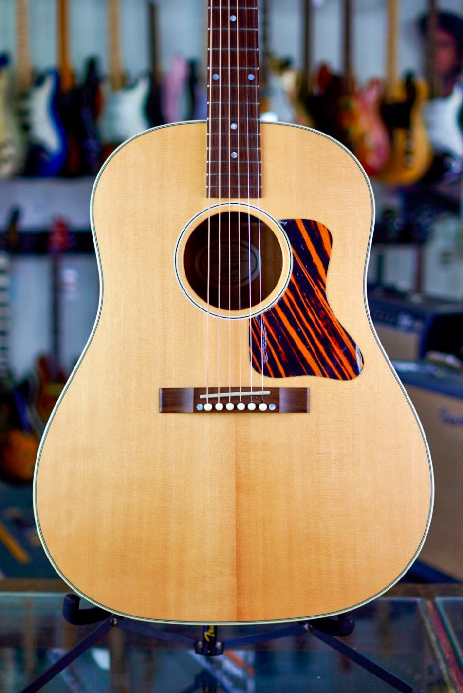 2015 Gibson J-35 Antique Natural Acoustic/Electric