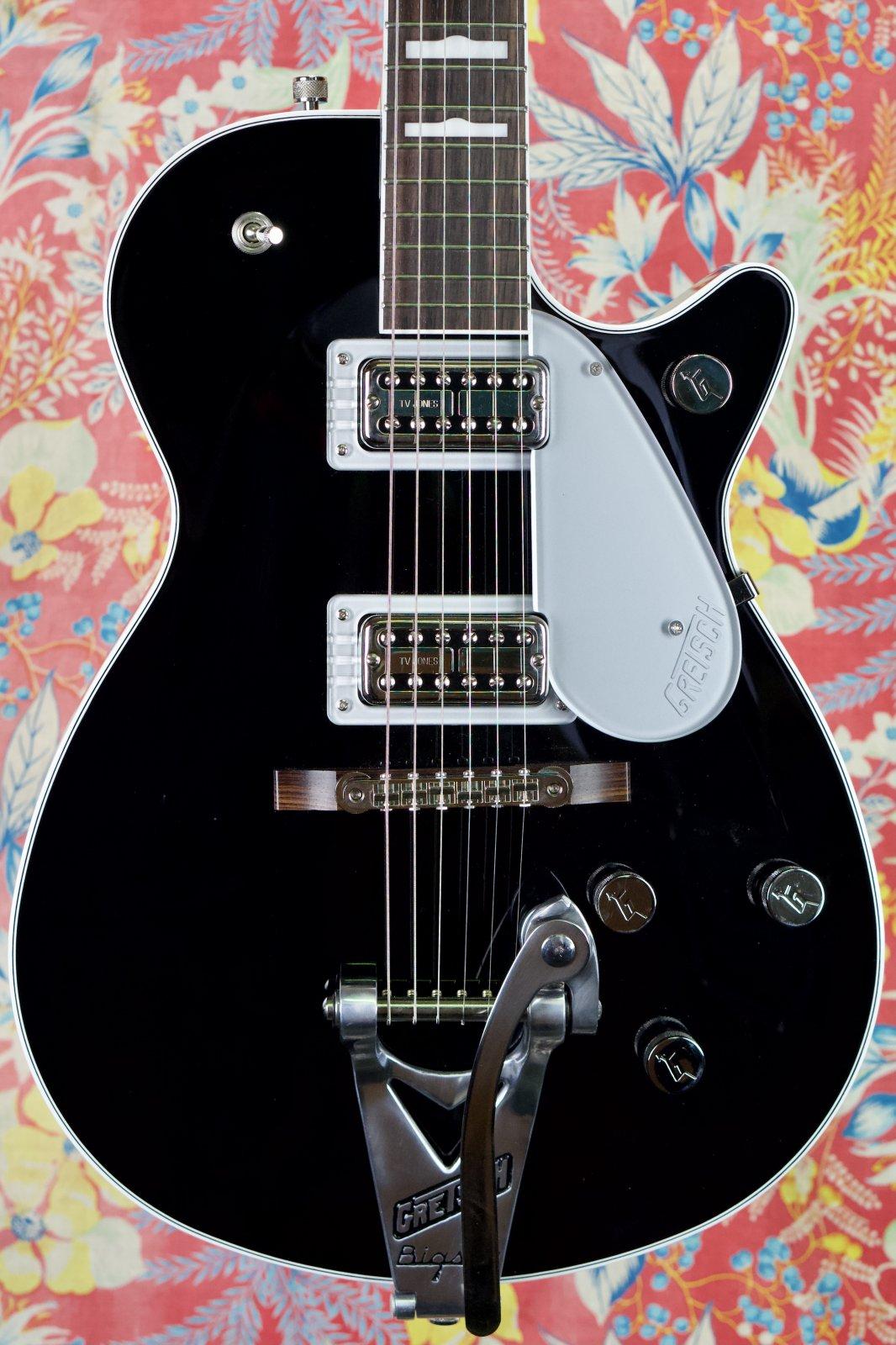 2021 Gretsch G6128T-89 Vintage Select '89 Duo-Jet Black