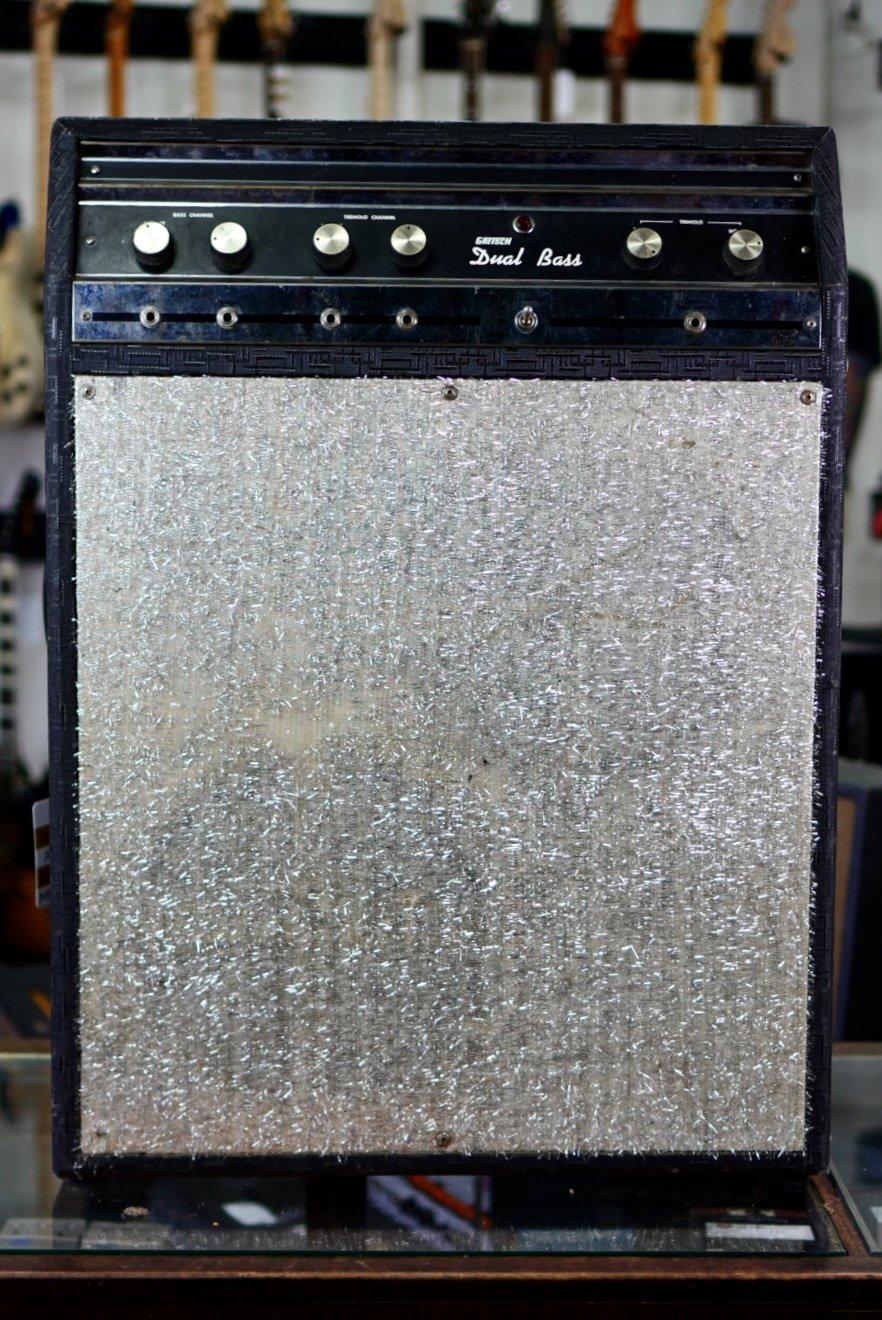 1966 Gretsch Dual Bass 2x12 Combo Amp