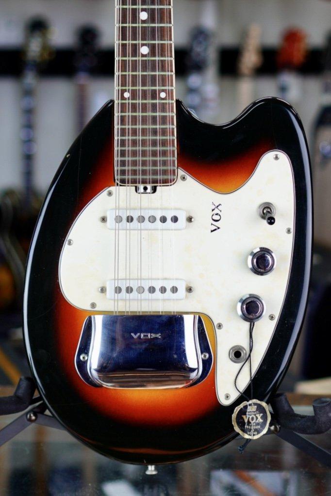 1966 Vox Mando-Guitar Octave Guitar