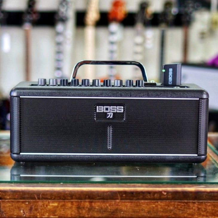 Boss Katana-Air Wireless Guitar Amplifier (used)