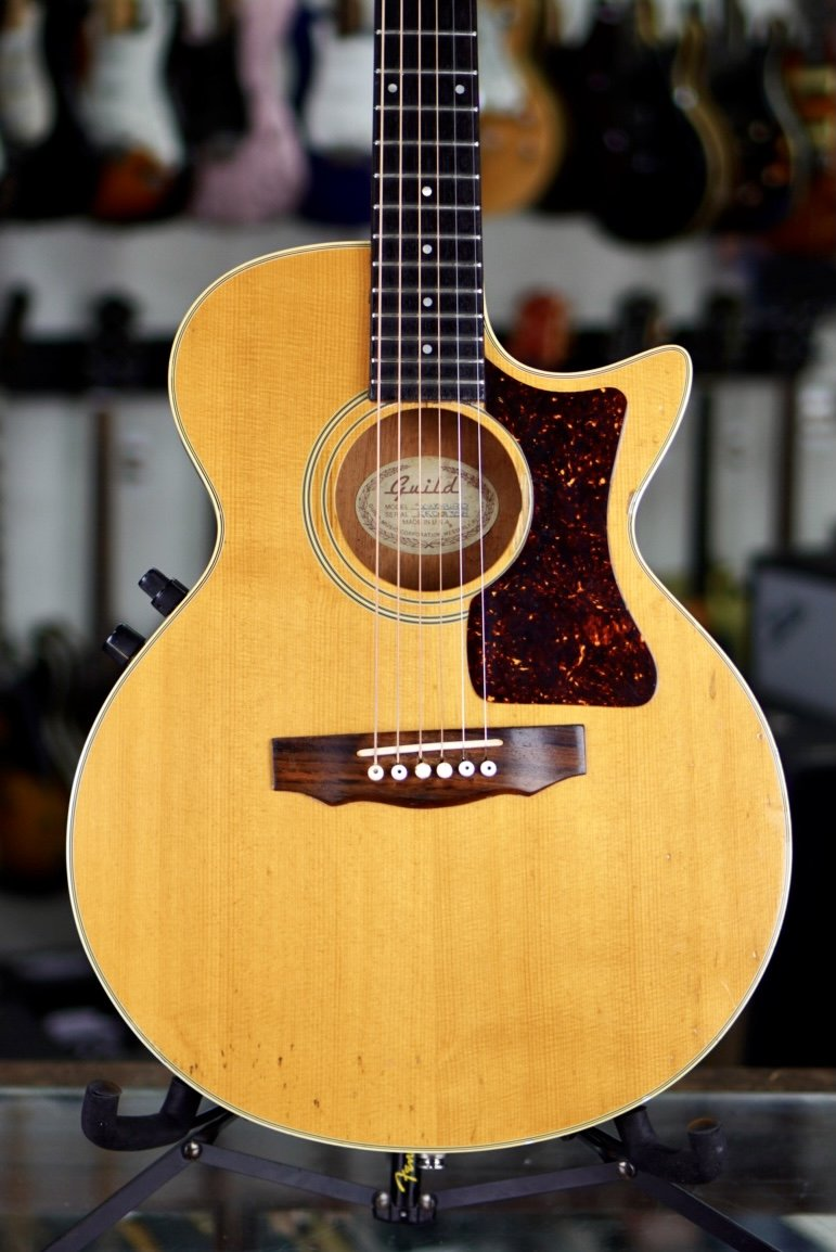 1992 Guild Songbird Acoustic/Electric