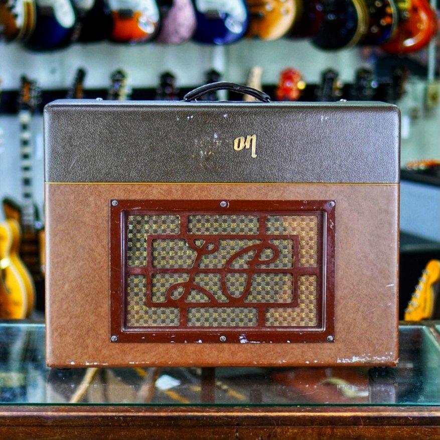 1953 Gibson GA-40 Les Paul 1x12 Combo Amplifier