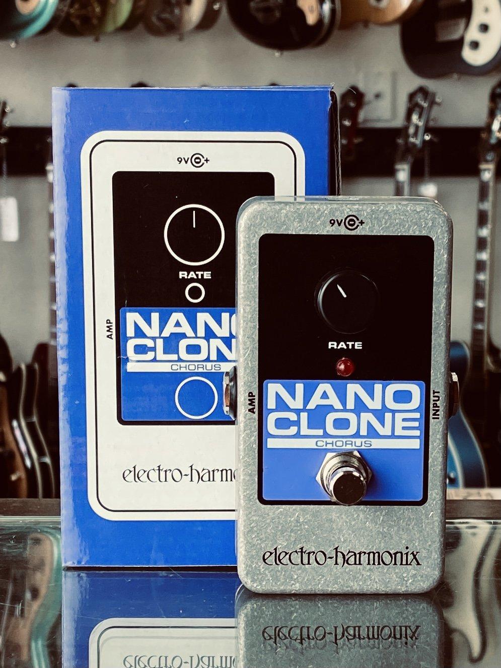 Electro-Harmonix Nano Clone Analog Chorus (new)