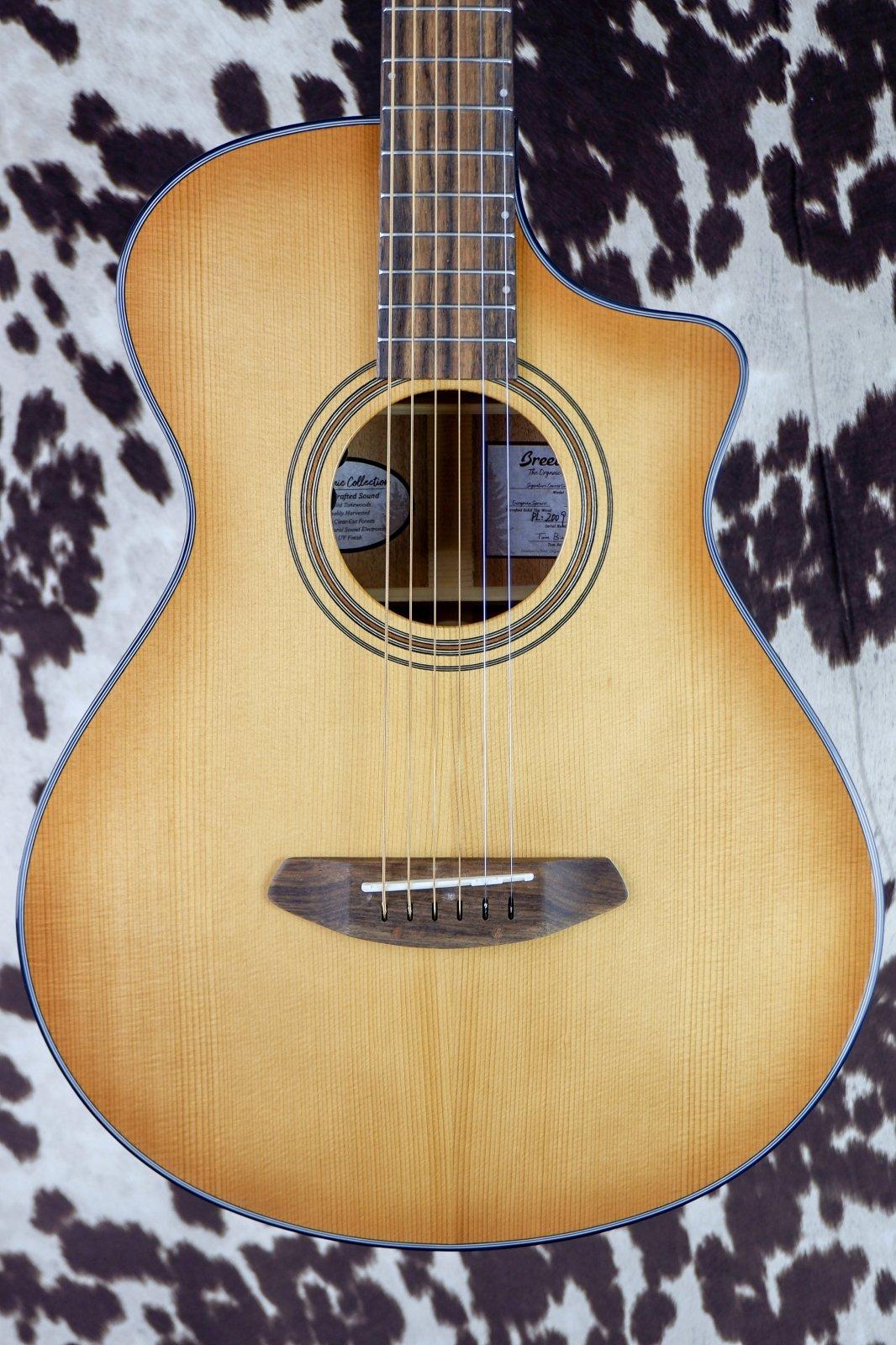 Breedlove Signature Concertina Copper CE Acoustic/Electric (recent)