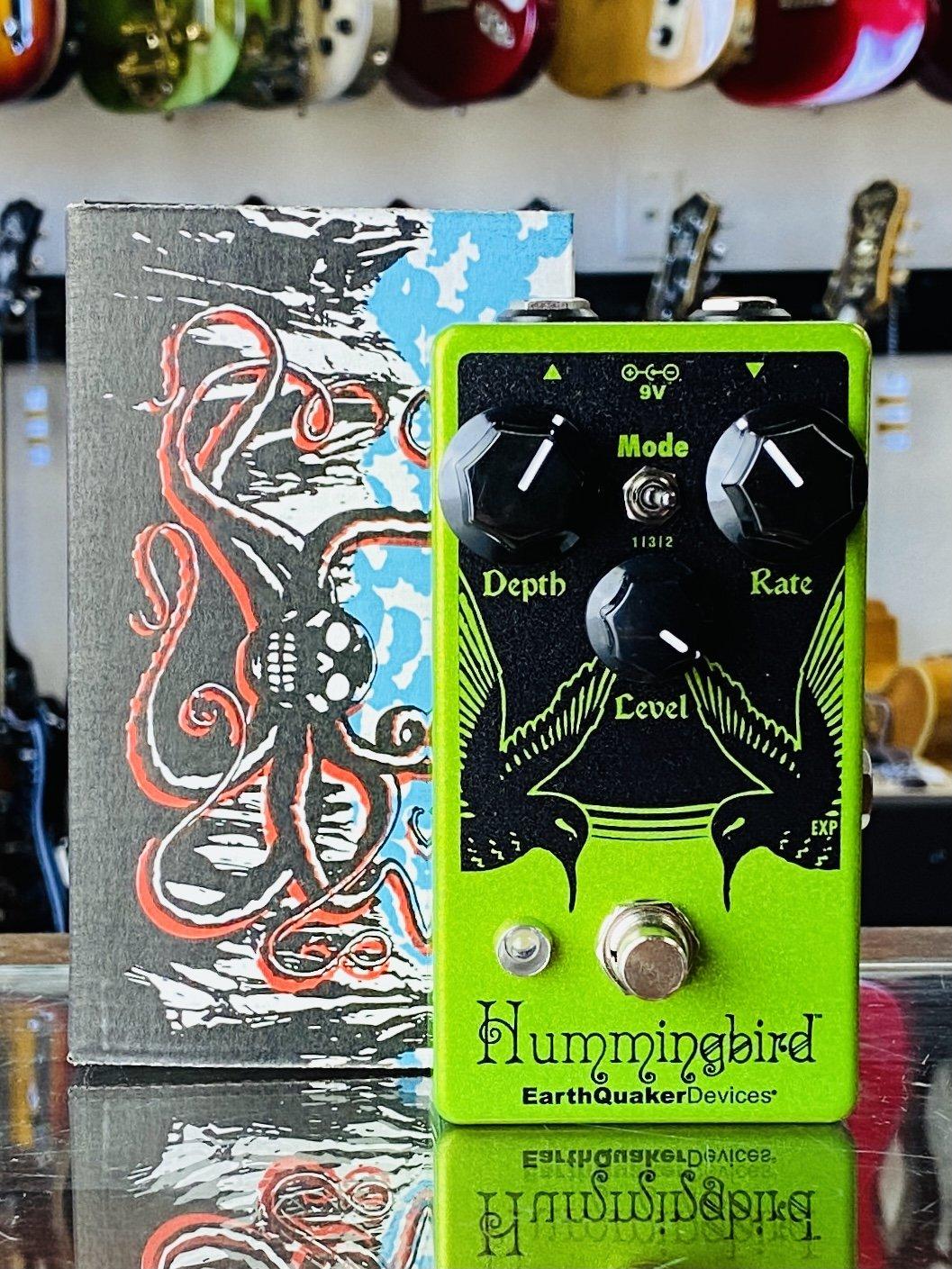 EarthQuaker Devices Hummingbird Repeat Percussion Tremolo V4 (new)