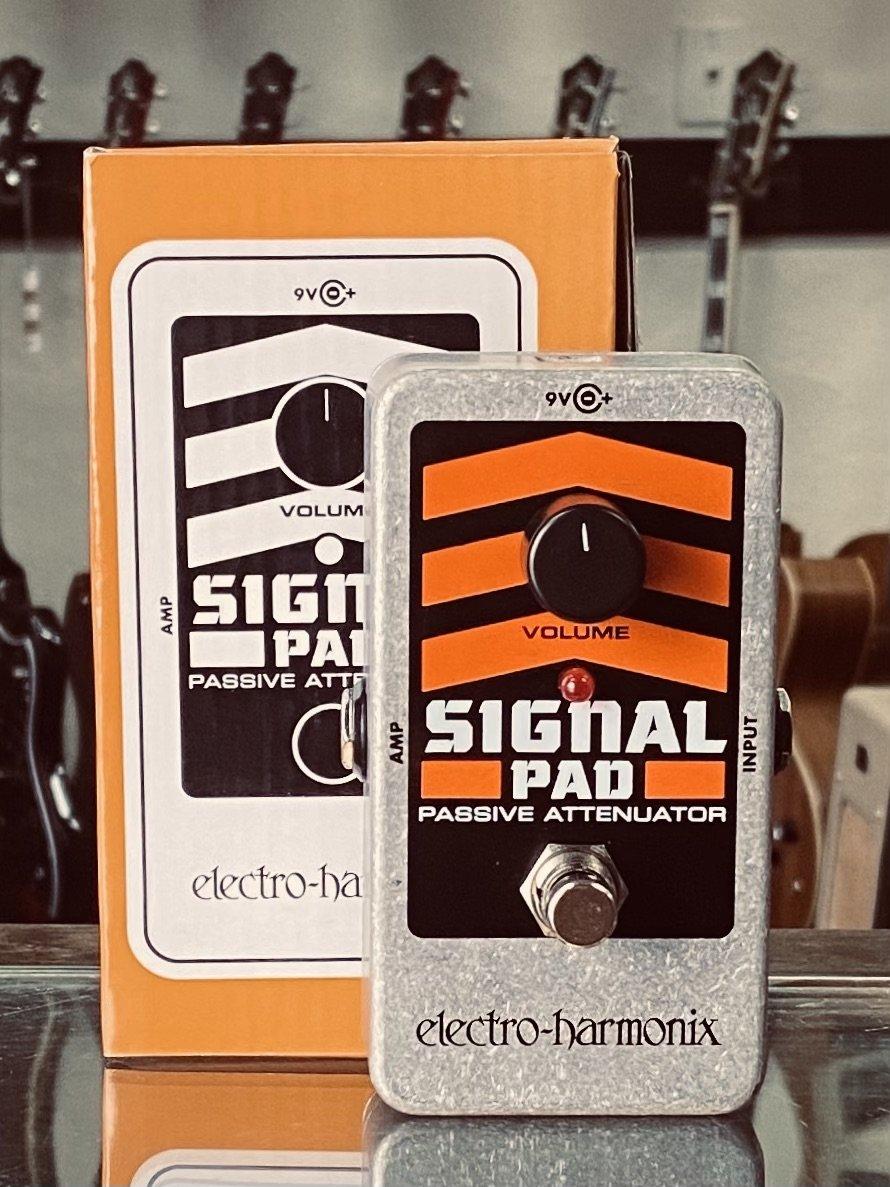 Electro-Harmonix Signal Pad Passive Attenuator (new)