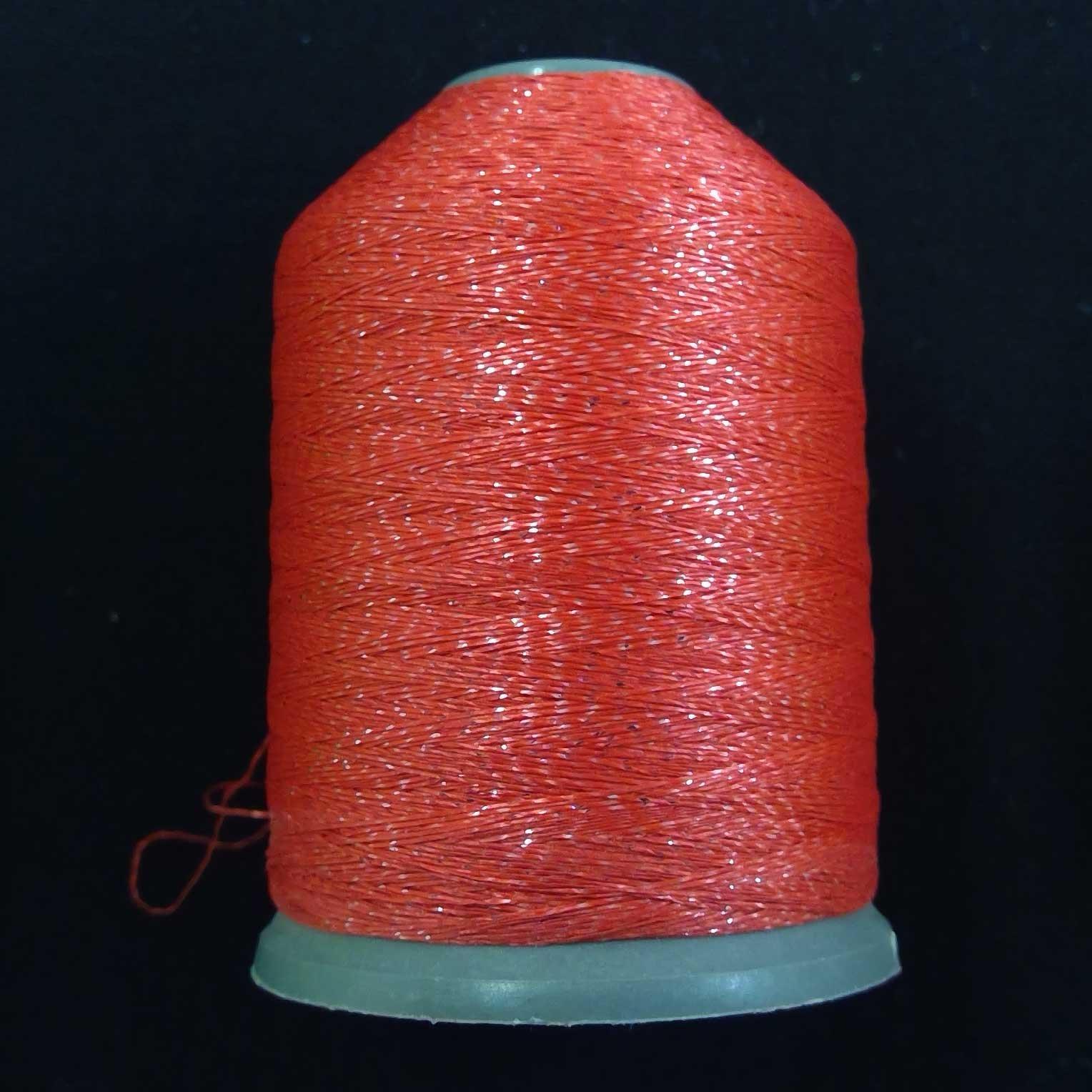 Semi-Metallic Embroidery Thread Watermelon 1000m