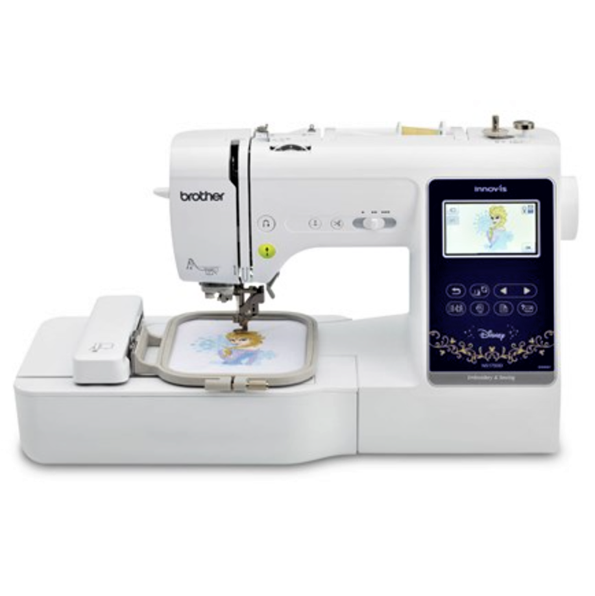 Brother NS1750D The Trifecta, Sewing Quilting and Embroidery