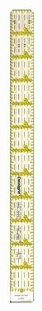 Omnigrid Ruler 1 x 12