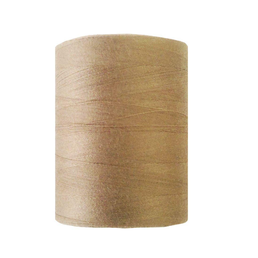 Serger Thread, 2000m Dark Beige