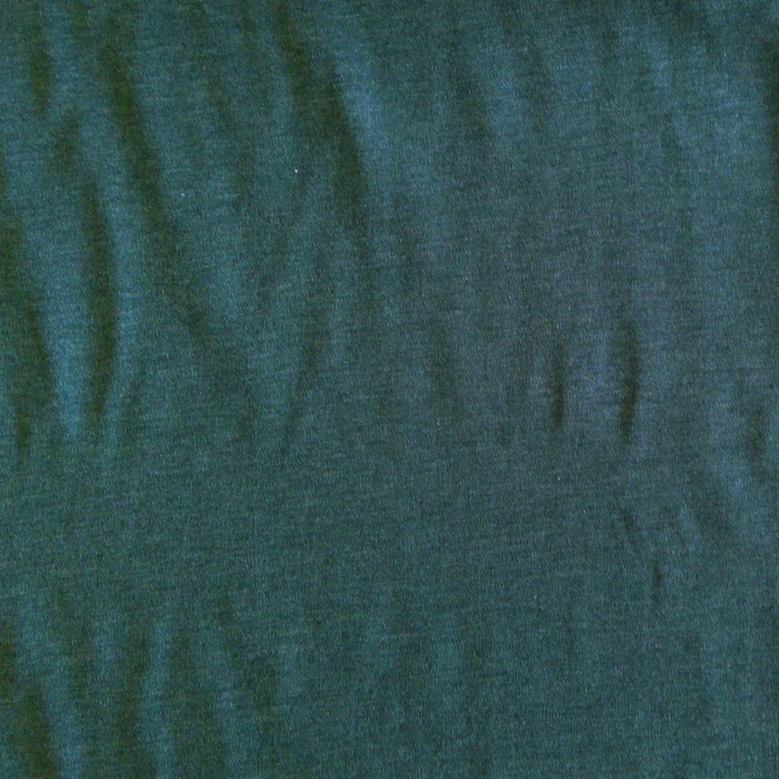 T-Shirt Interlock Cotton Blend, Bare Knits, Avocado