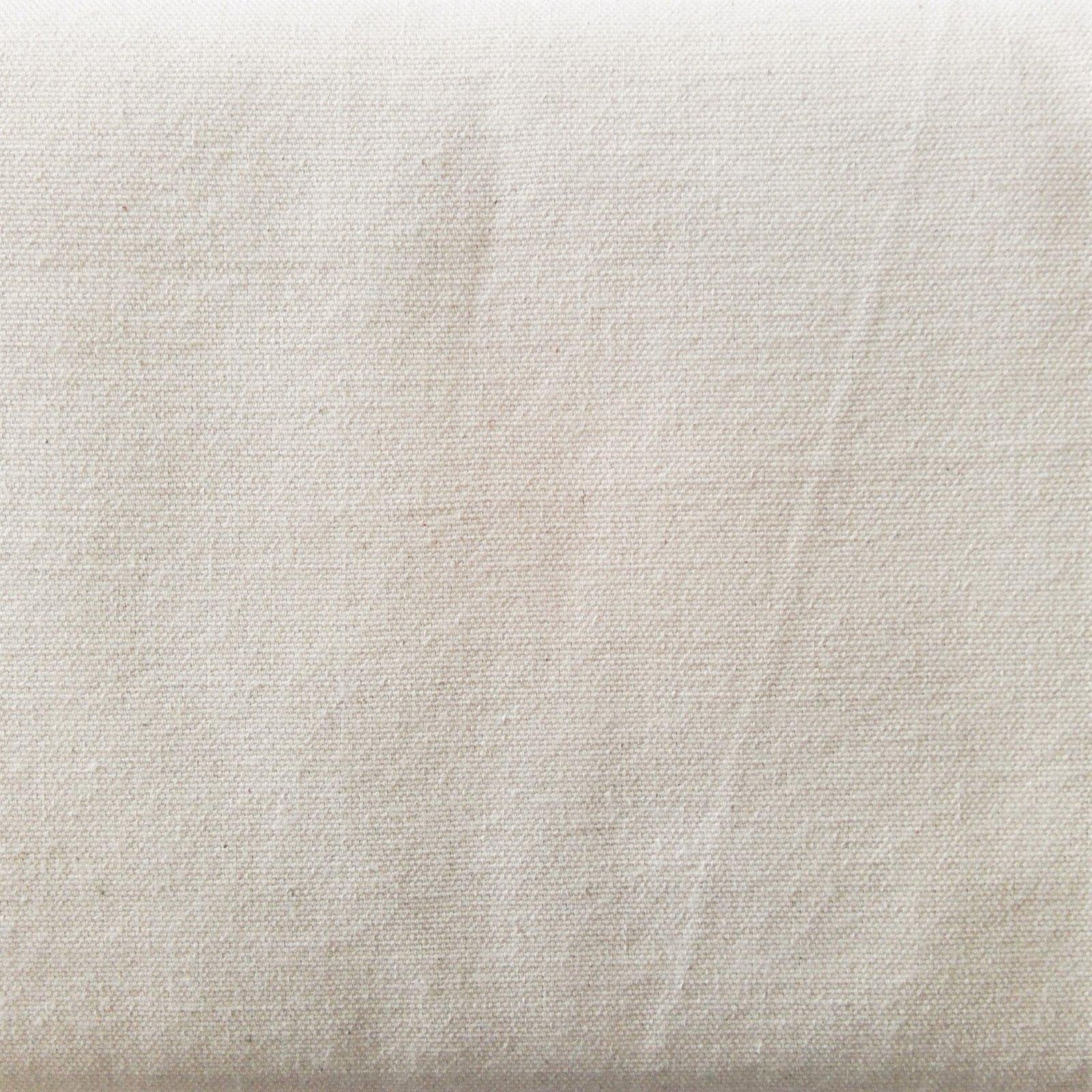 Canvas Solid 100% Cotton, Beige