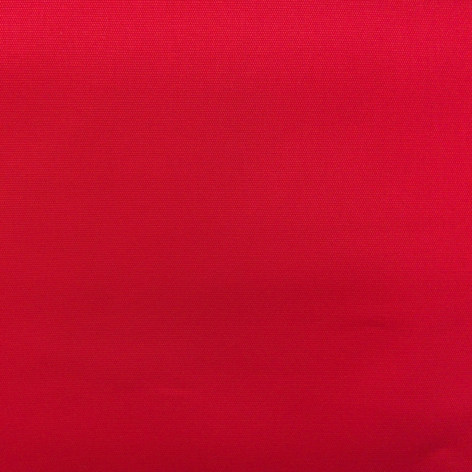 Canvas Solid 100% Cotton, Red