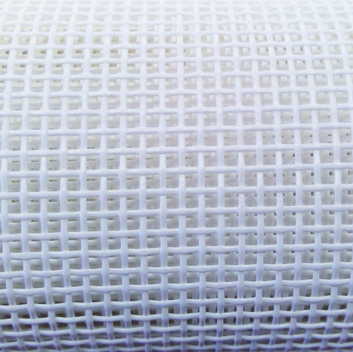 Vinyl Mesh 36 wide White
