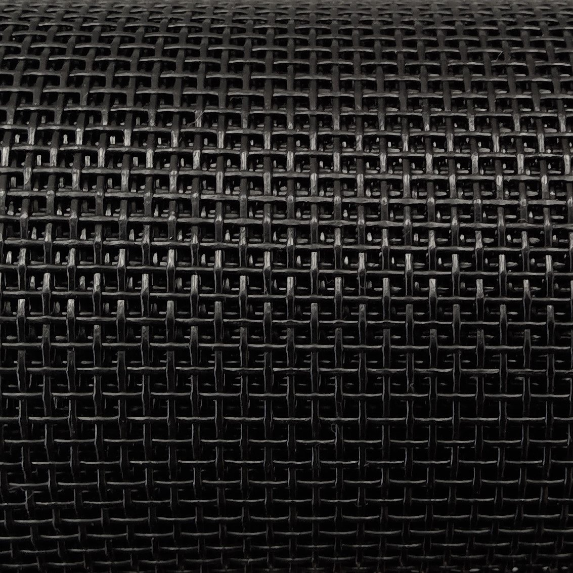 Vinyl Mesh 36 wide, Black