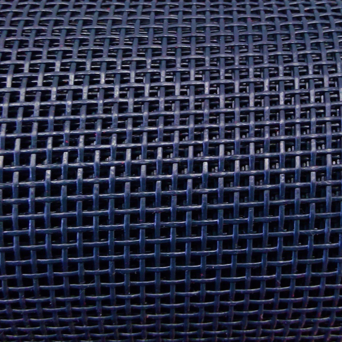 Vinyl Mesh 36 wide, Navy
