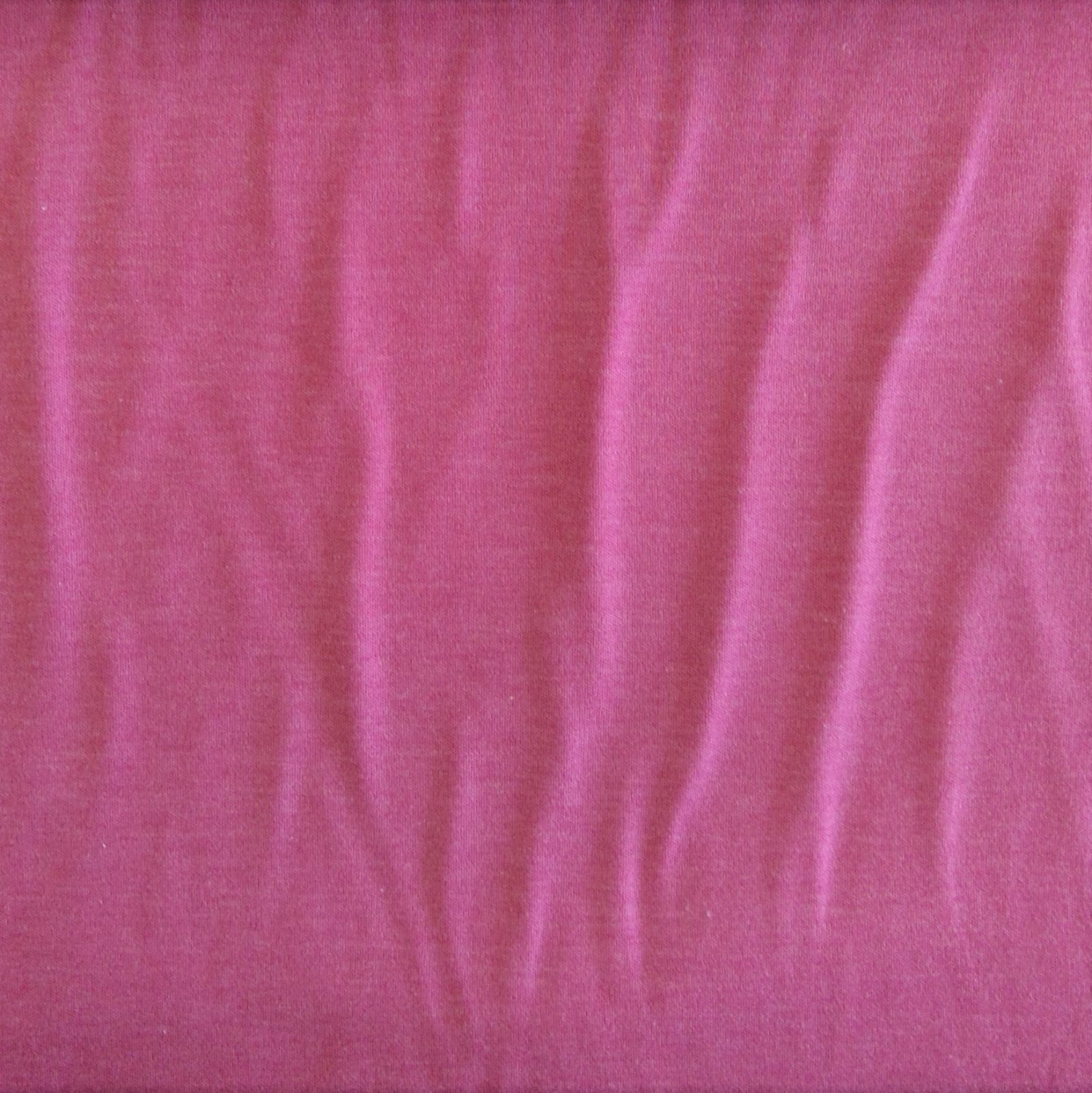 T-Shirt Interlock Cotton Blend Bare Knits Punch