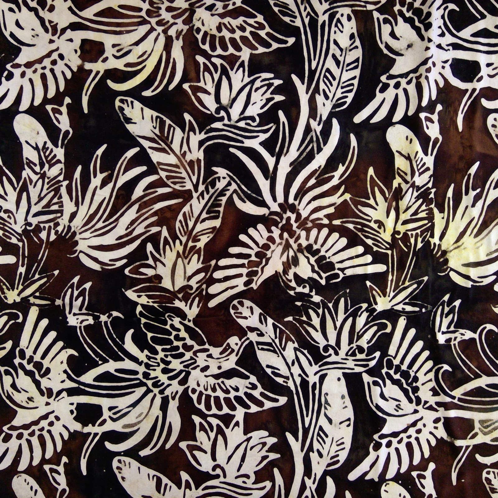 Batik, 100% Cotton, Anthology 2017Q-1