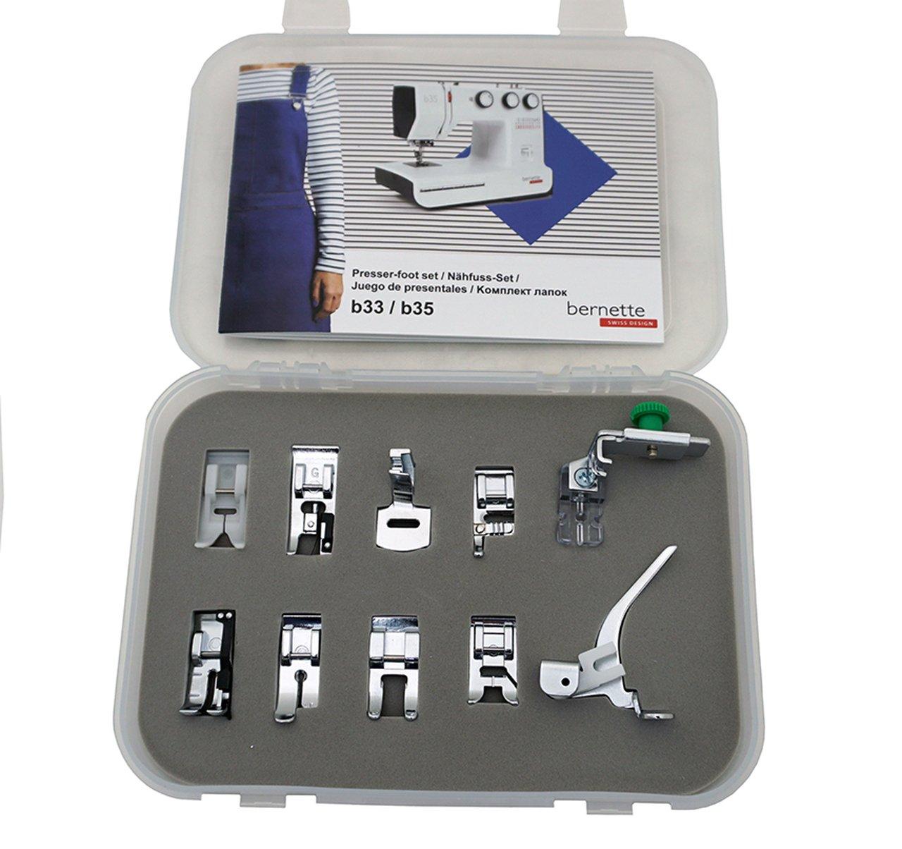 Presser Foot Sewing Kit b33/b35