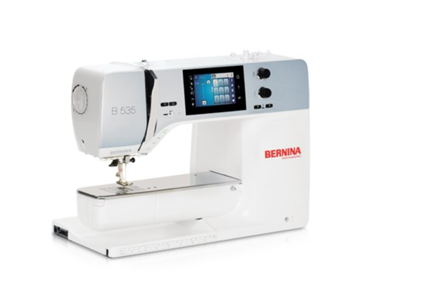 Bernina 535/B 535 E Sewing/Embroidery Machine