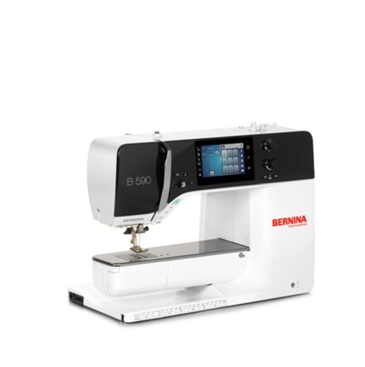Bernina 590/B 590 E Sewing/Embroidery Machine