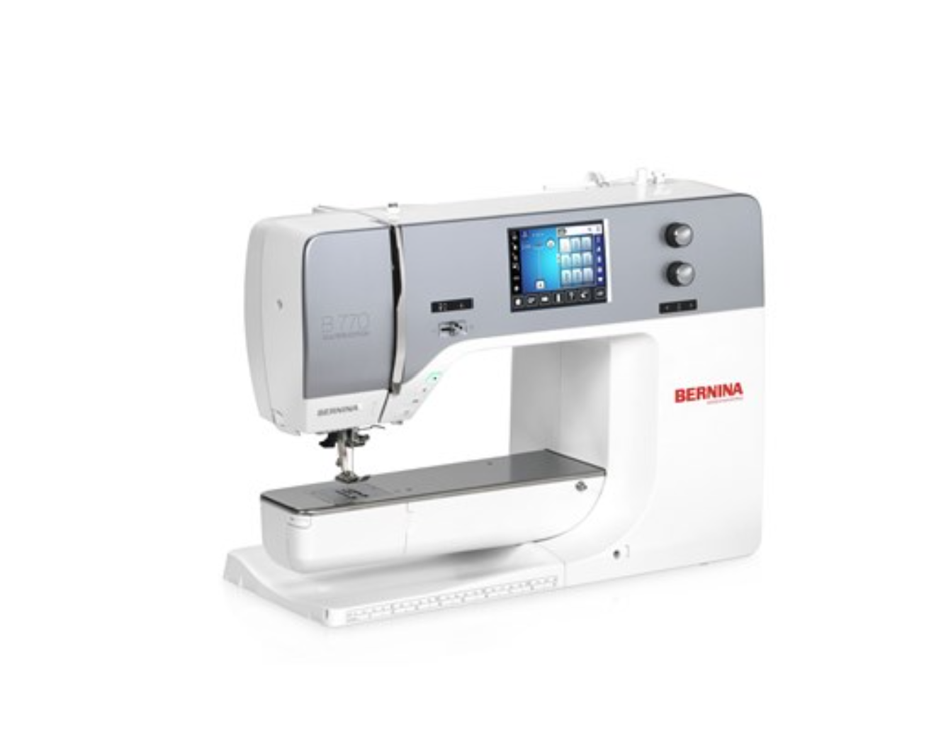 Bernina 770QE Sewing/Embroidery/Quilting