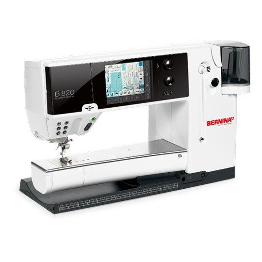 Bernina B820QE Sewing Machine - DEMO MODEL