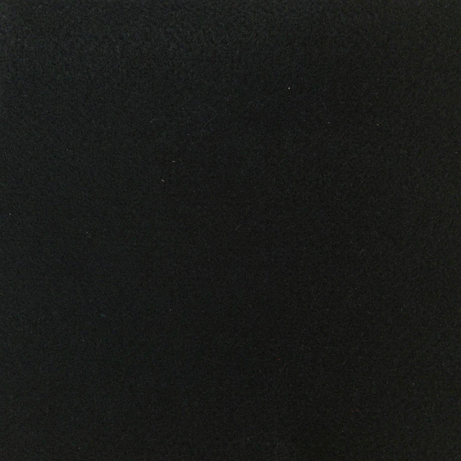 Felt 100% Acrylic, Black