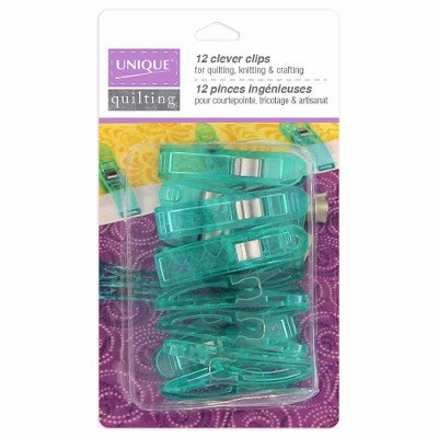 Quilting Clips Large 12 pack