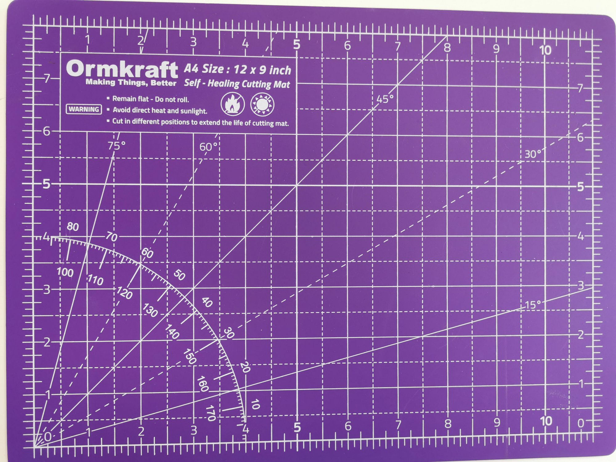 Ormkraft Cutting Mat X-Small 12 x 9