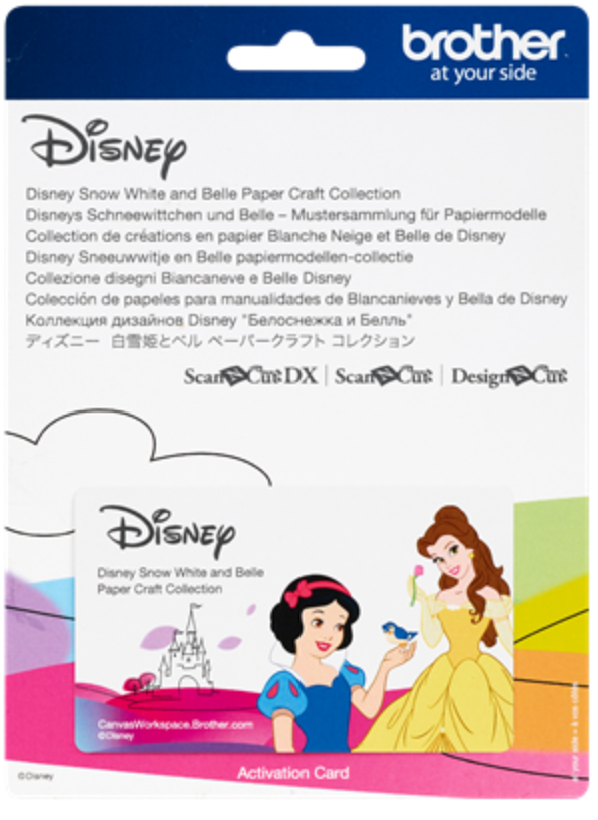 Disney Princesses 2 Pattern Collection