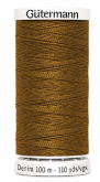Thread Jeans Gutermann Dark Gold 100m
