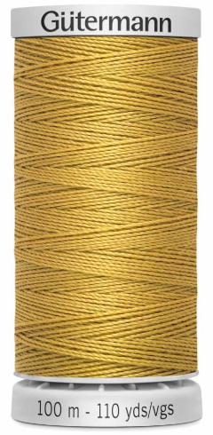 Thread Jeans Gutermann Light Gold 100m