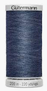 Thread Jeans Gutermann Stonewashed 200m