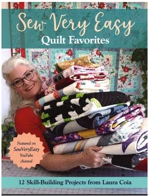 Book Sew Very Easy Quilt Favorites