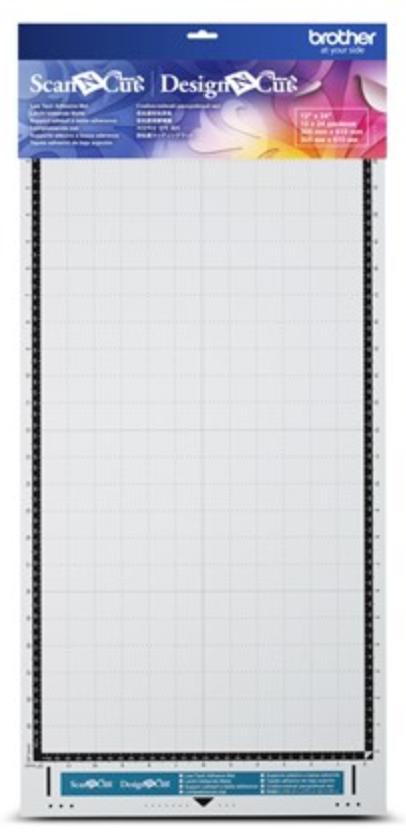 ScanNCut Low Tack Adhesive Mat 12 x 24