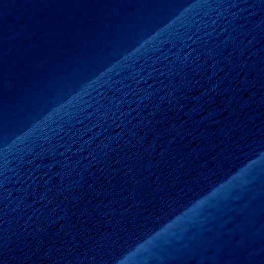 Minky Cuddle 3 - Royal Blue