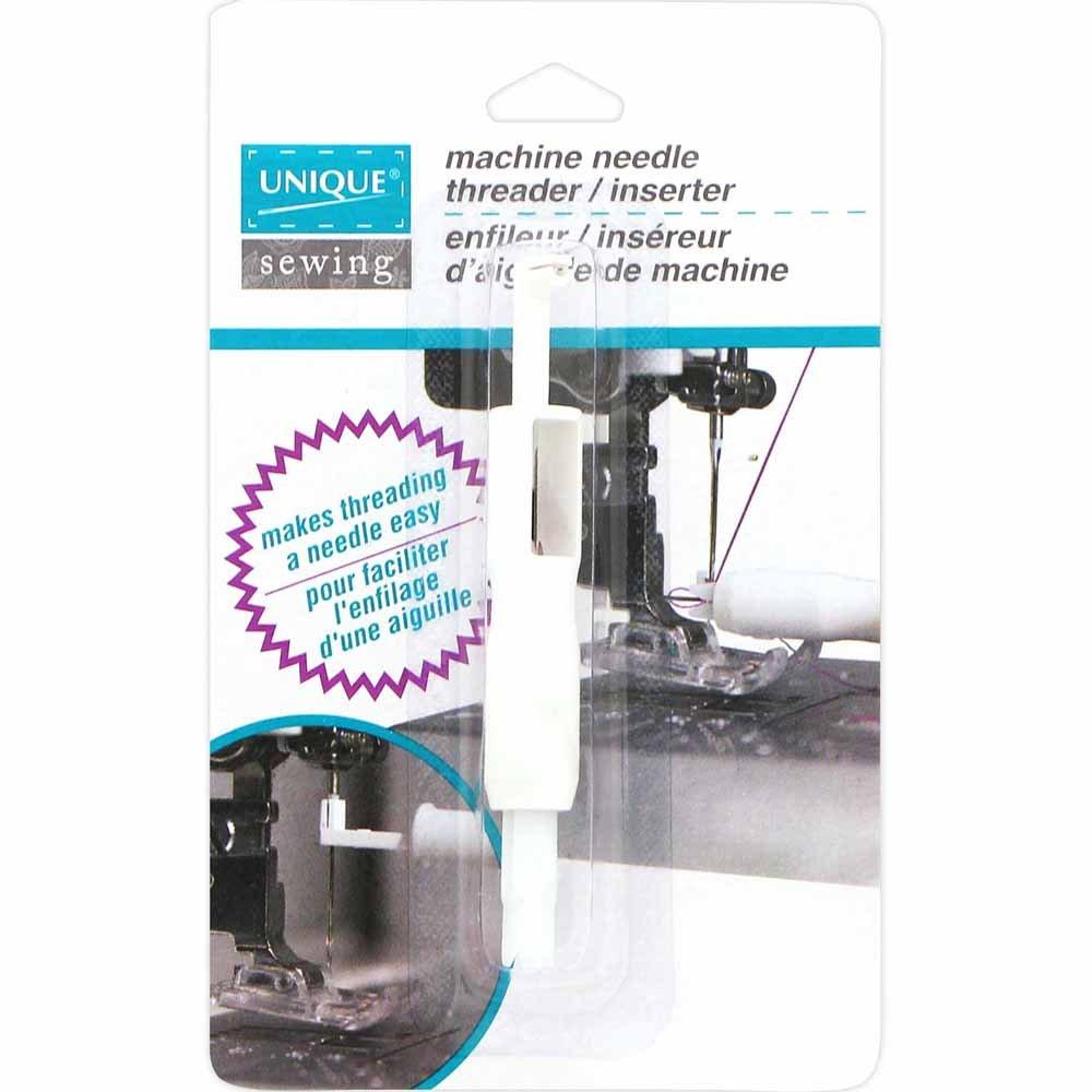 Machine Needle Threader and Inserter
