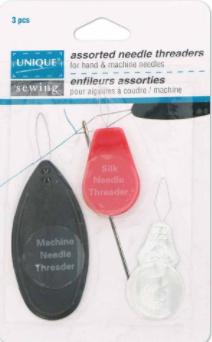 Needle Threader Hand-Sewing Assorted