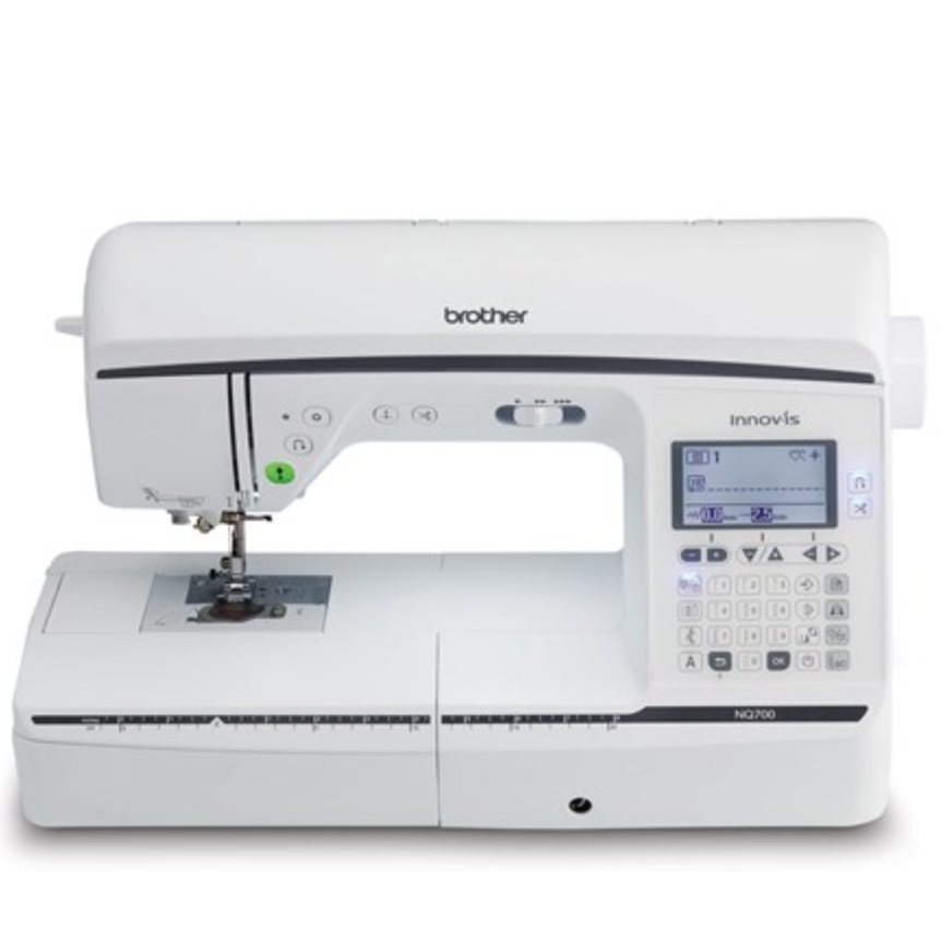 Brother NQ700 The Sewist Sewing Machine