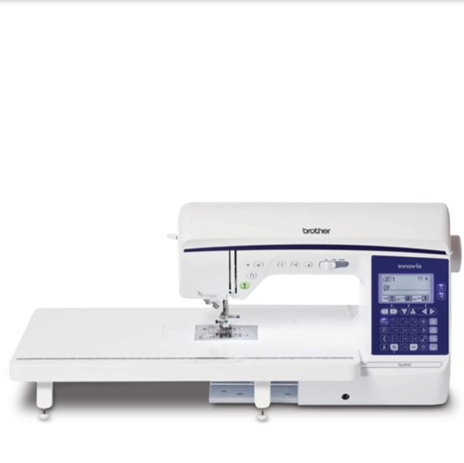Brother NQ900 The Stylist Sewing and Quilting Machine
