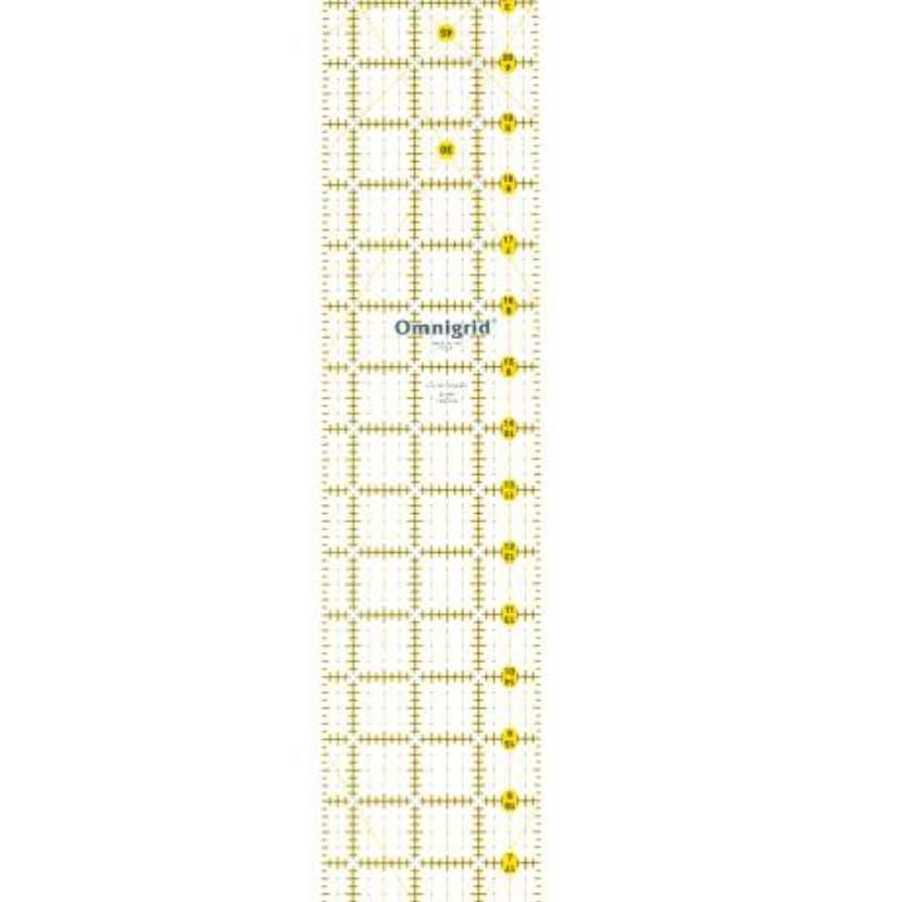 Omnigrid Ruler 3.5 x 24