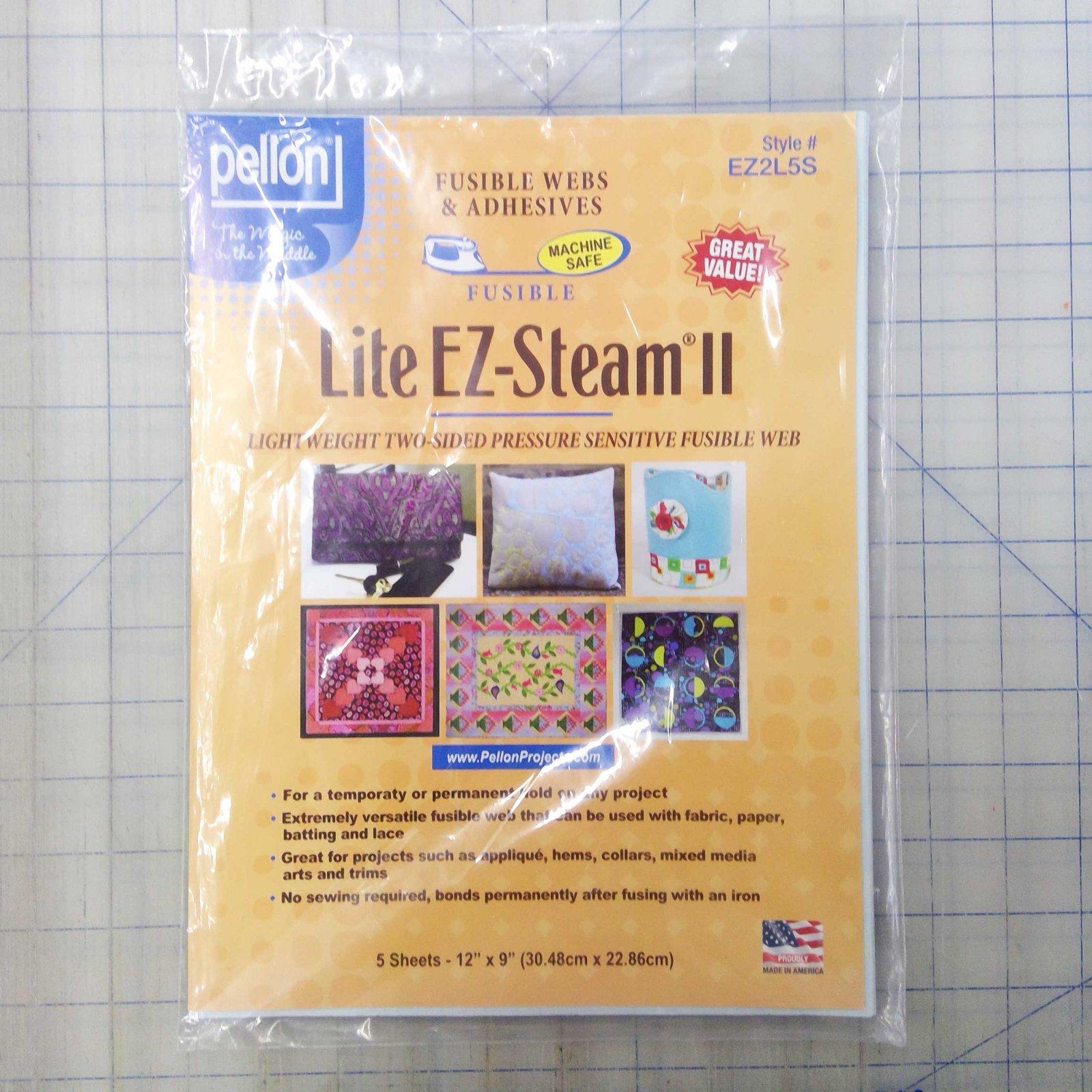 Pellon Lite EZ Steam II Fusible Web
